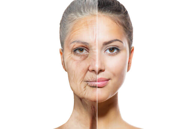 br+ nad for anti-aging